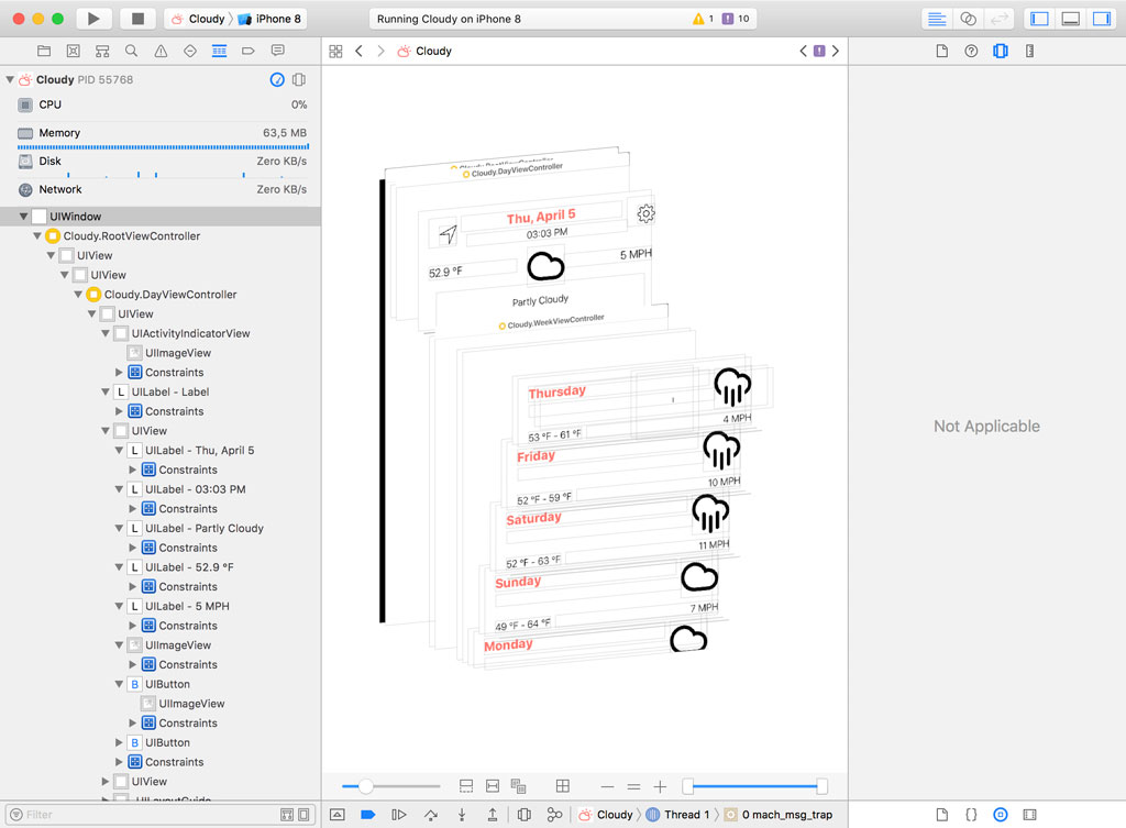 Wireframes and Contents