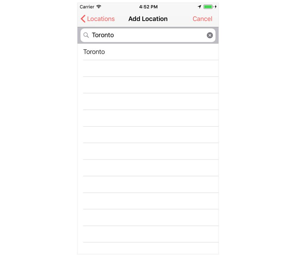 Adding Locations