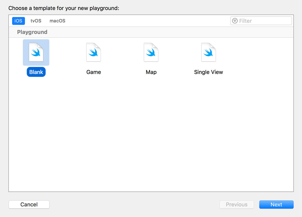 Creating an Interactive Playground in Xcode