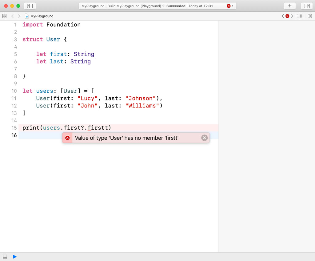 Working with Arrays of Dictionaries in Swift